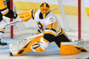 PENGUINS HOLD ON FOR 1-0 SHOOTOUT WIN OVER BEARS