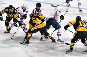 PENGUINS FALL TO SPRINGFIELD IN SHOOTOUT, 5-4