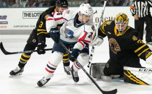 PITTSBURGH ACQUIRES KEVIN ROY FOR RYAN HAGGERTY
