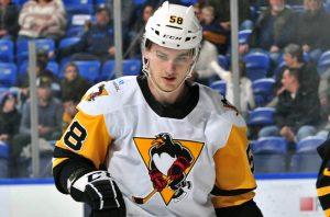GRAHAM KNOTT REASSIGNED TO PENGUINS FROM WHEELING
