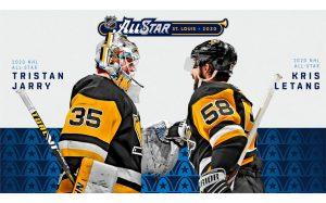 FORMER WBS PENGUINS JARRY, LETANG NAMED TO NHL ALL-STAR GAME
