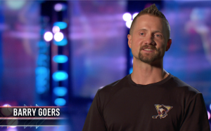 GOERS OVERCOMES OBSTACLES TO COMPETE ON AMERICAN NINJA WARRIOR