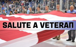SEND A SALUTE TO YOUR VETERAN ON NOVEMBER 11