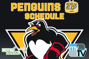 Read more about the article PENGUINS TO BROADCAST SIX HOME GAMES ON MYNETWORKTV