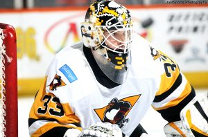PENGUINS LOSE THRILLER TO PHANTOMS IN SHOOTOUT, 5-4