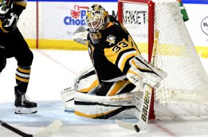 Read more about the article D'ORIO STEALS THE SHOW WITH 41-SAVE BIRTHDAY WIN