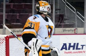 PENGUINS LOSE SUNDAY MATINÉE IN HERSHEY