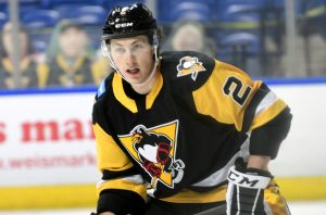 Read more about the article PENGUINS SIGN DEFENSEMAN DYLAN MACPHERSON TO PTO
