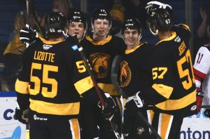 BELLERIVE COMES UP CLUTCH AGAIN IN 5-4 OVERTIME WIN