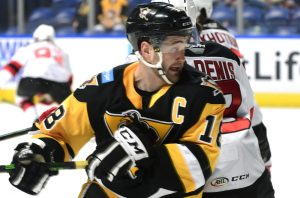 Read more about the article CURRIE, ANGELLO GUIDE PENGUINS TO 6-3 VICTORY