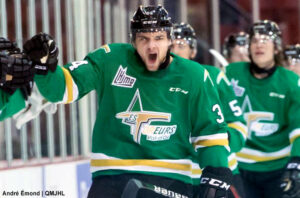 Read more about the article PROSPECT UPDATE: POULIN, LÉGARÉ DOMINATING QMJHL PLAYOFFS