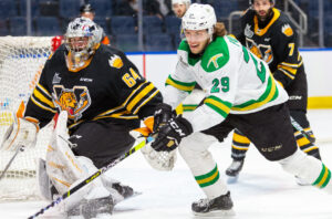 Read more about the article TOP PROSPECTS AGAINST THE WALL IN QMJHL FINAL