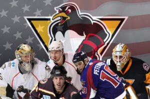 THE BEST AMERICAN PLAYERS IN PENGUINS HISTORY
