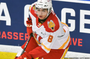 Read more about the article PENGUINS SIGN DEFENSEMAN CHRISTOPHER MERISIER-ORTIZ
