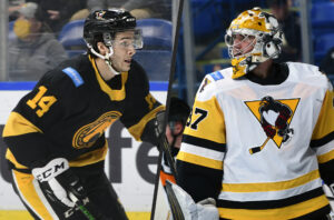Read more about the article JUSTIN ALMEIDA AND TOMMY NAPPIER REASSIGNED TO WHEELING