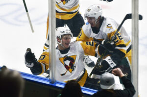 Read more about the article PENGUINS PREVAIL OVER WOLF PACK WITH 2-1, OT WIN