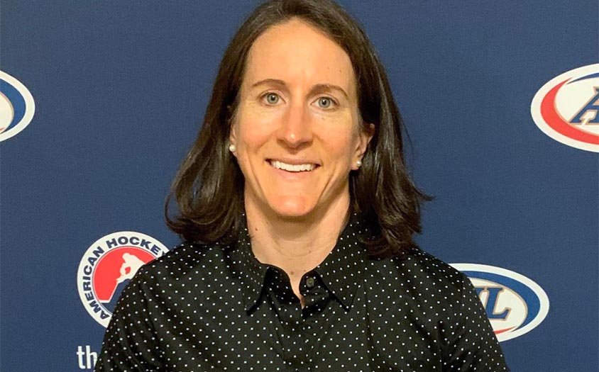 Katie Guay, Female Referees